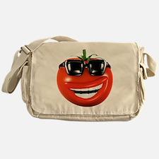 3d-tomato-shades Messenger Bag