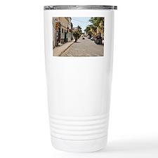 HIGH STREET, CAPE VERDE, 1 Travel Mug