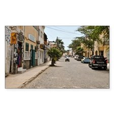 HIGH STREET, CAPE VERDE, 1 Decal