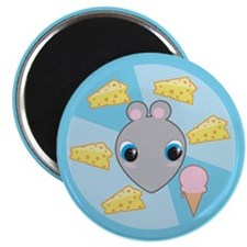 Rat Ice Cream - Magnet