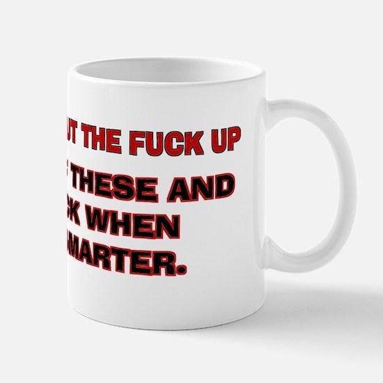 STFUTAKETWO.gif Mug