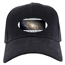 Best Dad in Galaxy Baseball Hat astronomy gift