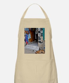 DOG ASLEEP Apron