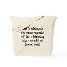 Stress  Tote Bag