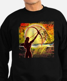 Katniss Radiant as The Sun Sweatshirt