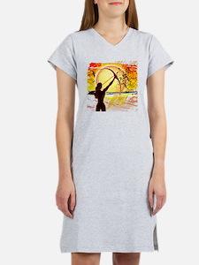 Katniss Radiant as The Sun Women's Nightshirt
