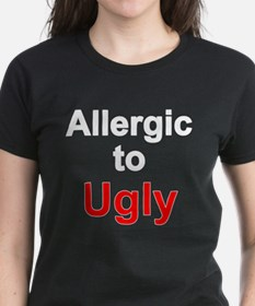 Allergic To Ugly Tee