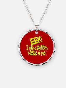 EEK.BUTTON Necklace