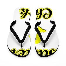Baker Chick Flip Flops