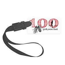 100rf Luggage Tag