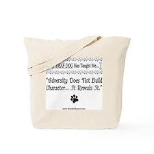 Adversity Tote Bag