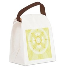 CardFront-Ifa Canvas Lunch Bag