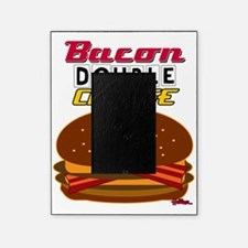 BaconDoubleCheese-2012-cp Picture Frame