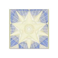 """CardFront-Tempo Square Sticker 3"""" x 3"""""""