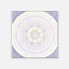 """CardFront-Oxala1 Square Sticker 3"""" x 3"""""""