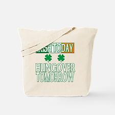 hungoverwhite Tote Bag