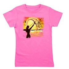 Katniss Quote. I am not pretty....The H Girl's Tee