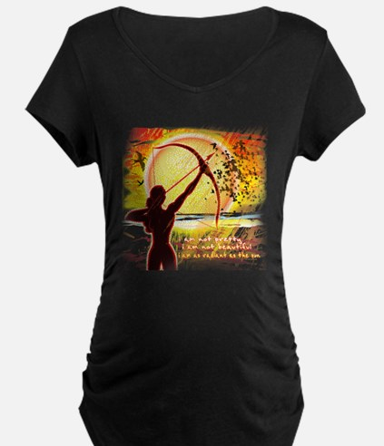 Katniss Quote. I am not pre T-Shirt