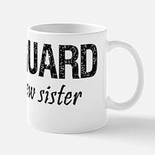 big brother bodyguard Mug