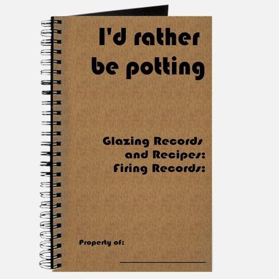 Potter's Journal