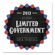 "feb12_religious_liberty_ Square Car Magnet 3"" x 3"""
