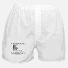 My Deaf Dog Taught Me Boxer Shorts