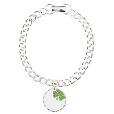love_shamrock_white Bracelet