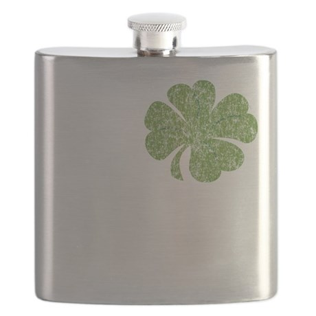 love_shamrock_white Flask