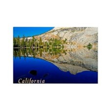 mouse pad_0077_california_yosemit Rectangle Magnet