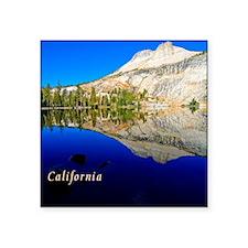 "mouse pad_0077_california_y Square Sticker 3"" x 3"""