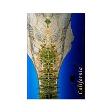 ipad_0077_california_yosemite_29_ Rectangle Magnet