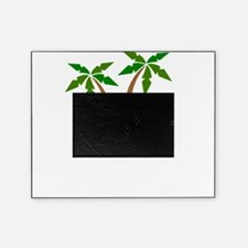 Tree Hug Nuts White Picture Frame