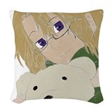 Hetalia canada Woven Pillows