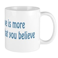 behavebelB Mug