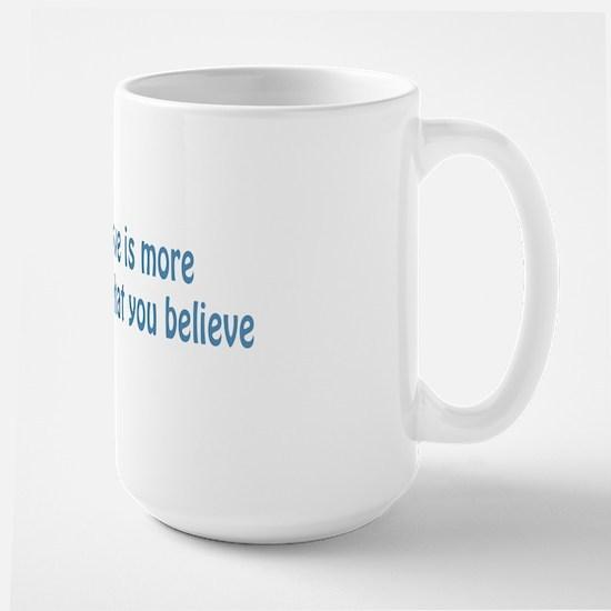 behavebelB Large Mug