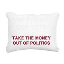 onevotew Rectangular Canvas Pillow