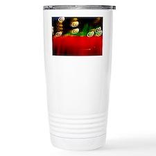 HolidayHappiness Travel Mug
