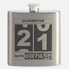 Oldometer 21 Flask