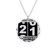 Oldometer 21 Necklace