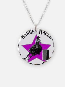 Barrel-Racer.gif Necklace