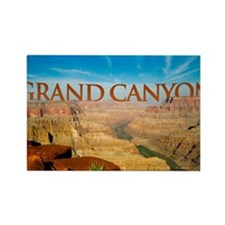 large print_0082_grand canyon1_po Rectangle Magnet