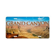 laptop_0082_grand canyon1_p Aluminum License Plate