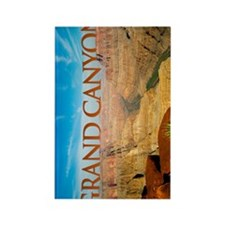 ipad cover_0082_grand canyon1_pos Rectangle Magnet