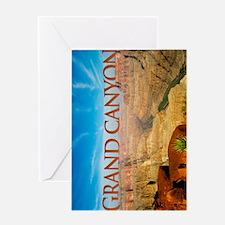 ipad case_0082_grand canyon1_postcar Greeting Card