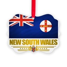 New South Wales (Flag 10) 2 Ornament
