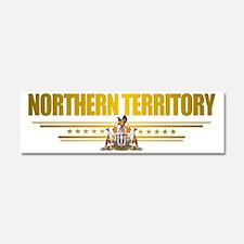 Northern Territory (Flag 10) poc Car Magnet 10 x 3