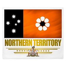 Northern Territory (Flag 10) 2 King Duvet