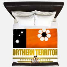 Northern Territory (Flag 10) 2 King Duvet