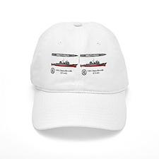 Tico_CG-62_Chancellorsville_Mug Baseball Cap