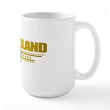 Queensland (Flag 10) pocket 2 Mug